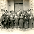 group photo of African American Extension Agents