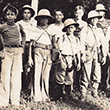 group pphoto of boy scouts