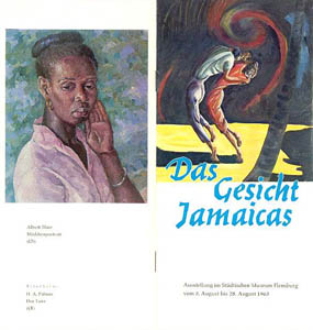 Face of Jamaica catalogue cover