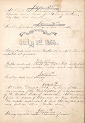 Journal of the cruise of the U.S.S. Augusta