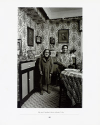 Lily and Carolina Cohen, at home, Volos